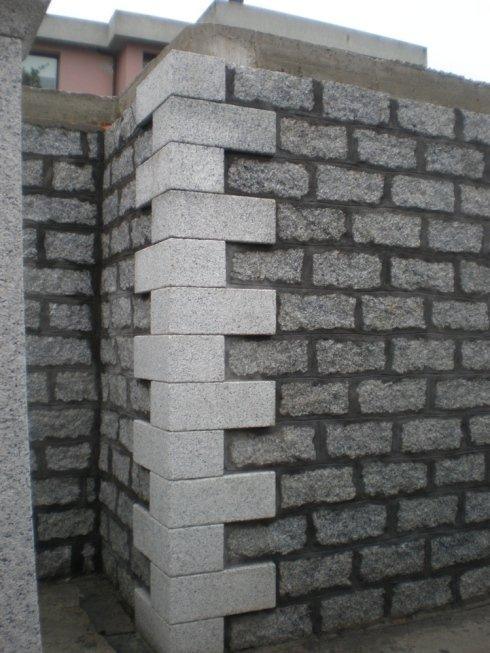 Granito per il settore edile