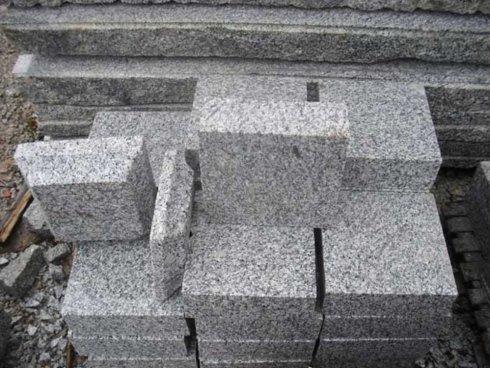 Lastre di granito su misura per edilizia