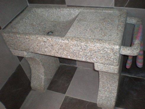 Lavandini un granito grigio perlato