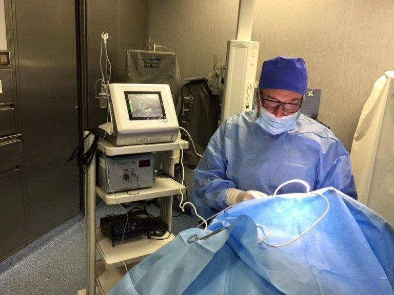 chirurgia oculare