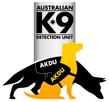 australian k9 detection unit