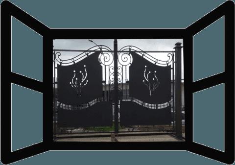 Lavorazioni in ferro e Cancelli