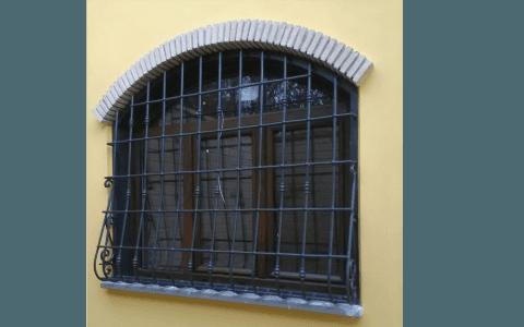 Grate di sicurezza, Ronciglione, Viterbo