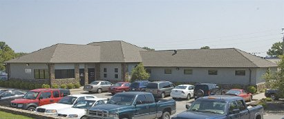 Family doctor office in Russelville, AR