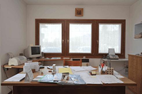 un ufficio