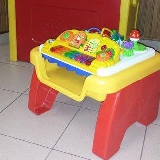 giocattolo scuola materna Maria Adelaide La Spezia