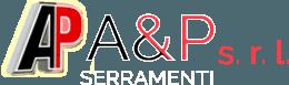 A. & P. SERRAMENTI - LOGO