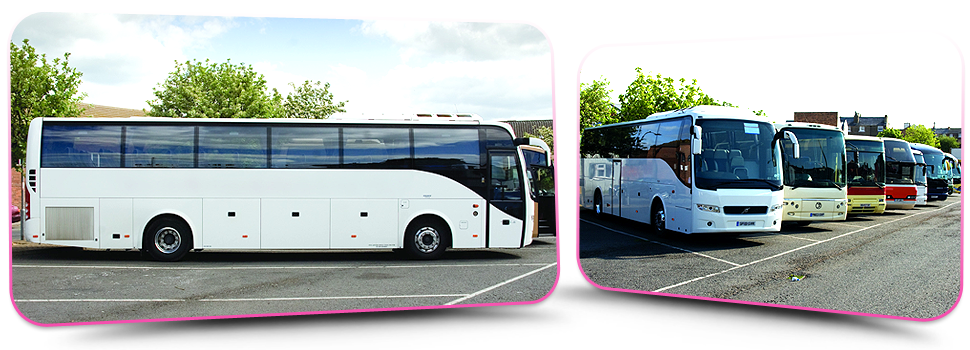 Coach rentals - Manchester, North West England - Ashalls Coaches - Coach companies