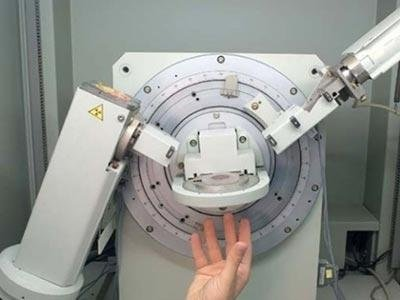 Diffrattometro a raggi X