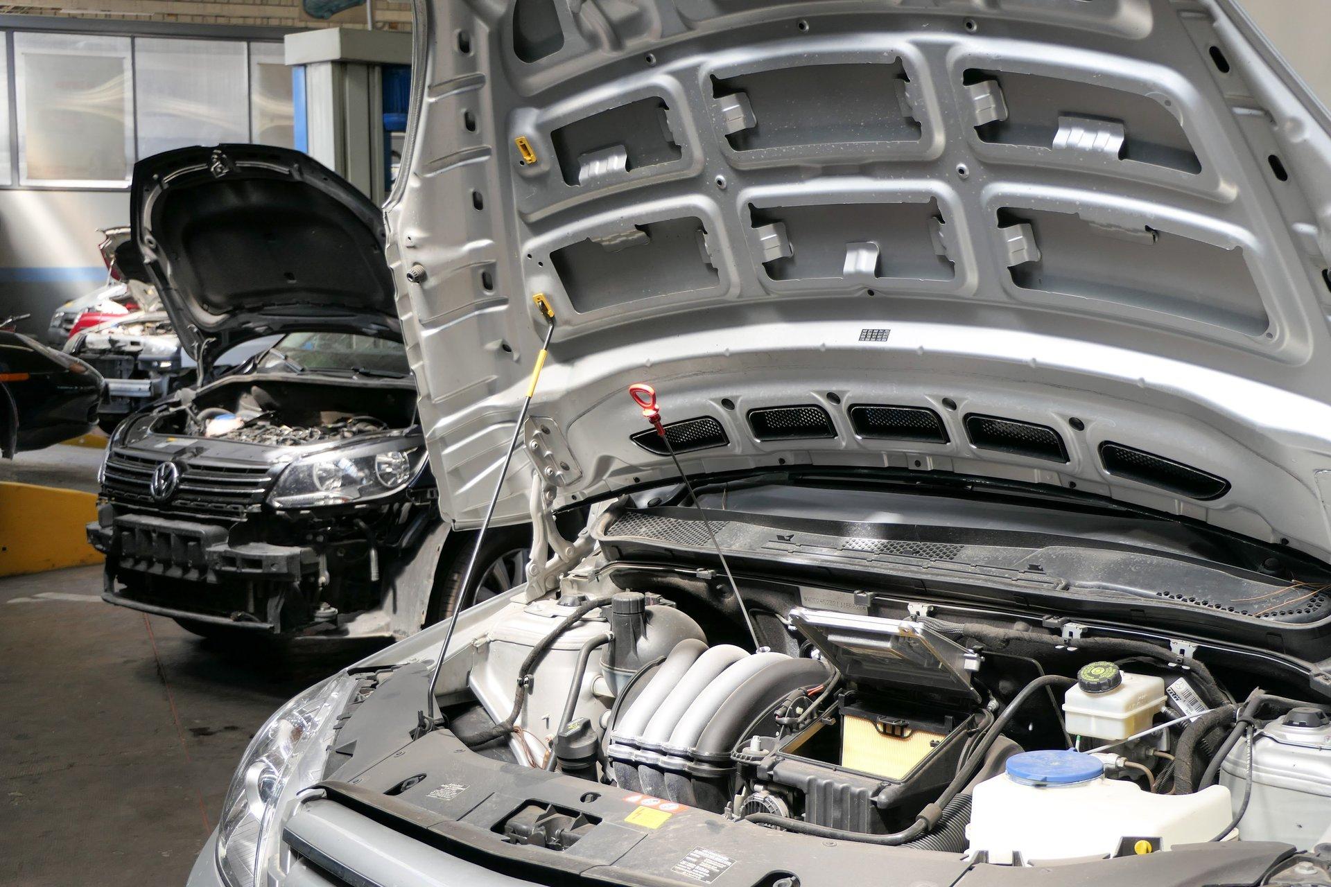 controllo componenti motore