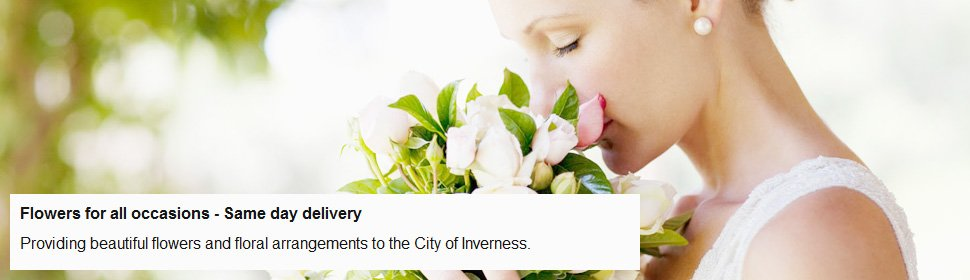 Florists - Inverness - City Florists - Flowers 1
