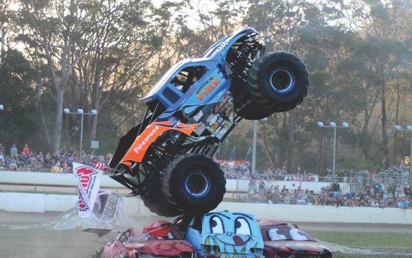 Monster Trucks Sunshine Coast