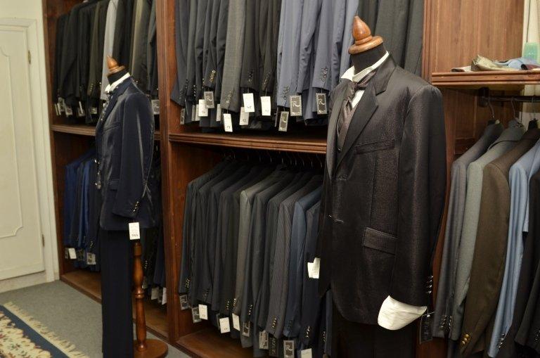 abiti realizzati su misura