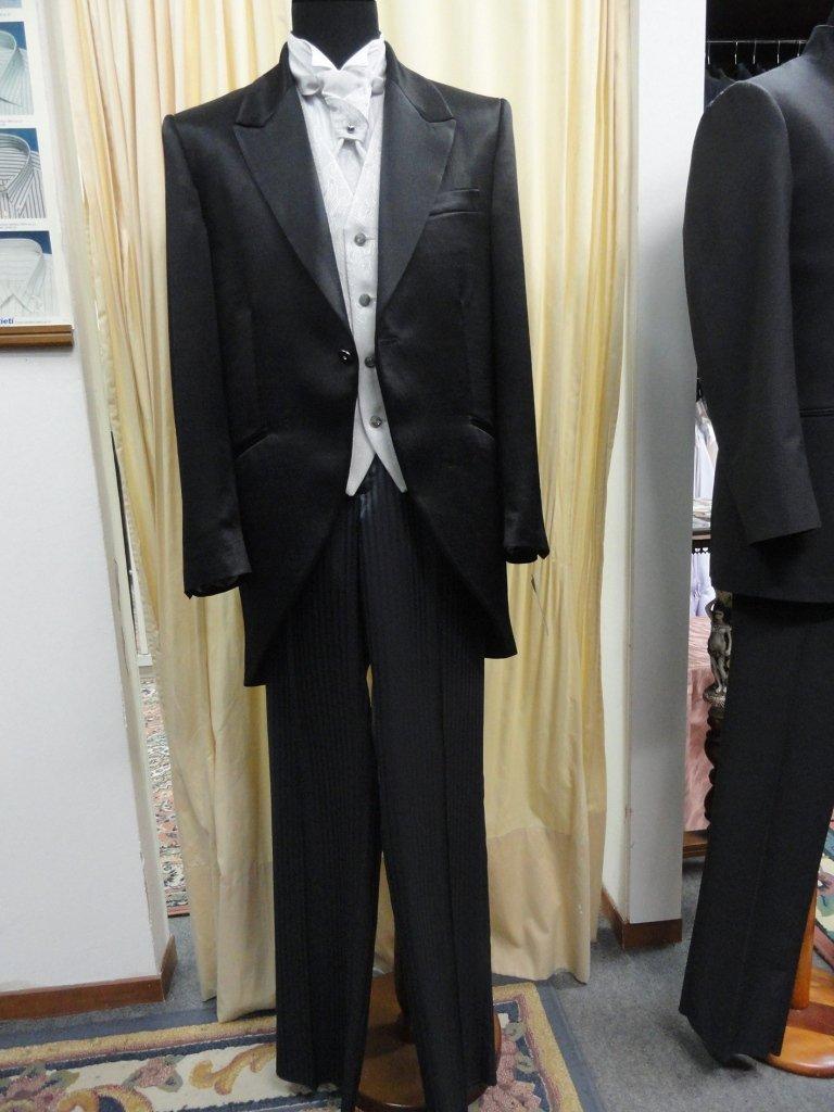 abito elegante su misura