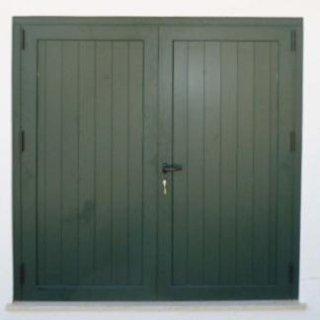 Porta esterna in alluminio