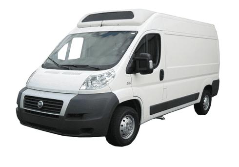 Noleggio Ducato trasporto merci - conducente libero