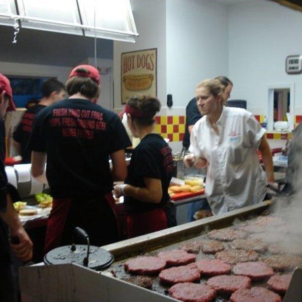 burger restaurant Naugatuck, CT