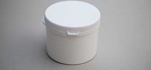 Produzione barattoli plastica