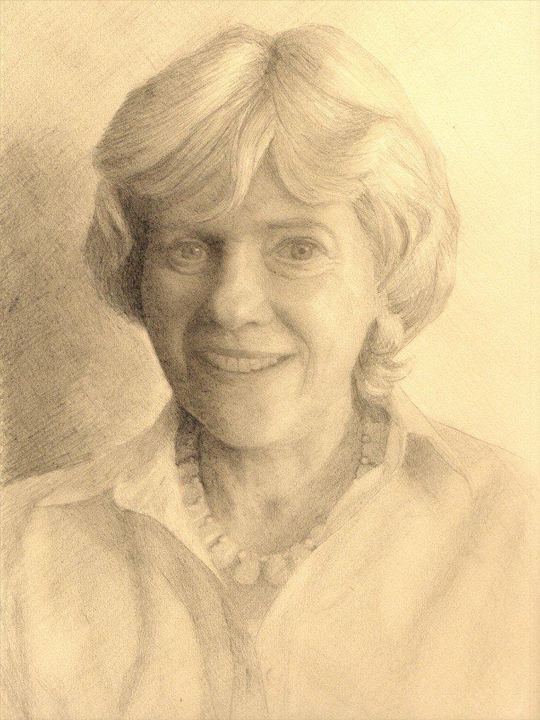 child portrait, portrait drawing, pencil drawing, pencil portrait, portraiture