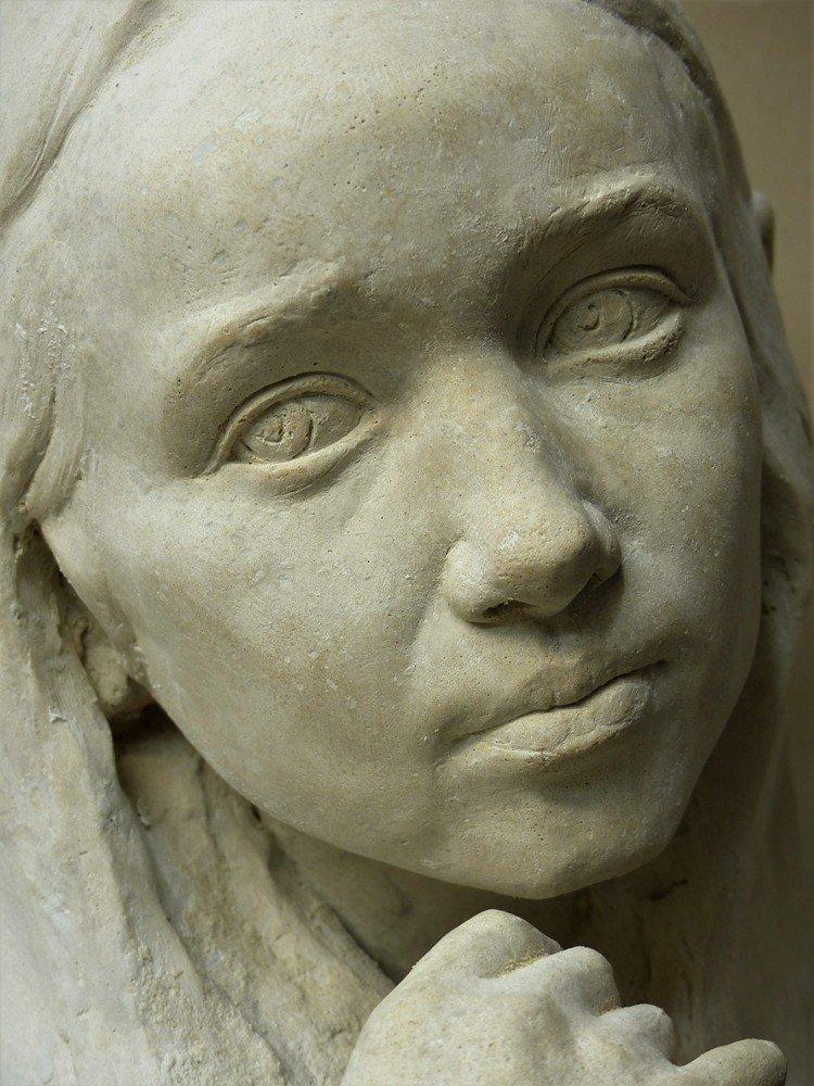 portrait sculptor, child portrait, child sculpture, portrait sculpture, bust sculpture, portrait bust, bronze portrait, bronze head, concrete sculpture