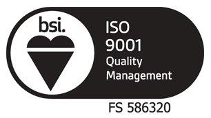 ISO 9001 Quality Management logo