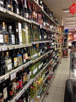 Corridoio dei liquori