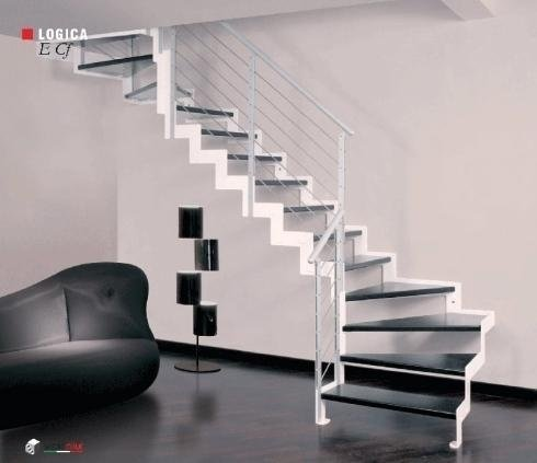 Scala design in metallo