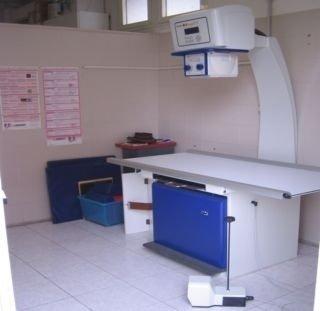 macchinario raggi x