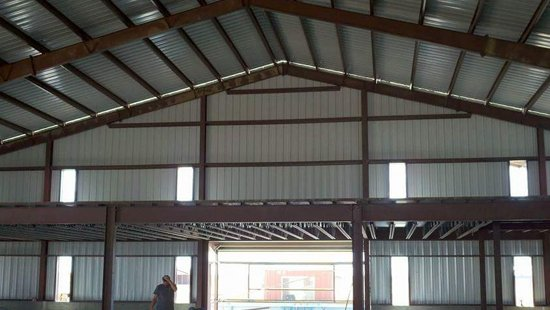 Metal Building Amp Metal Roofing Contractor In Midland Big