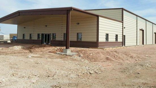 Residential & Commercial Contractor in Big Springs, TX - Klassen's Metal Construction