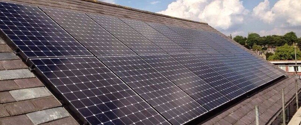 Solar Thermal Power Specialists In Sheffield