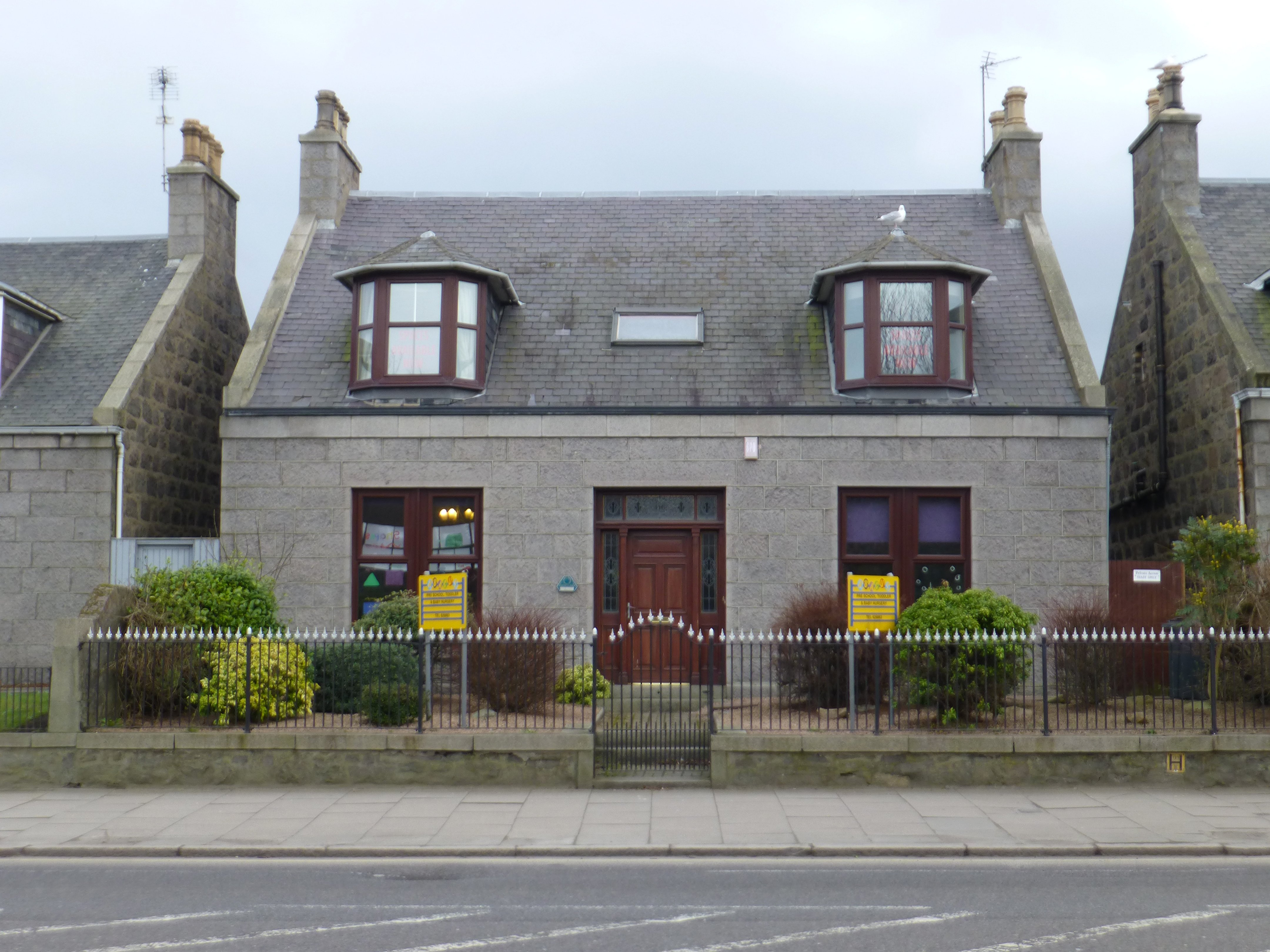 External photo of building 416 King Street, Aberdeen