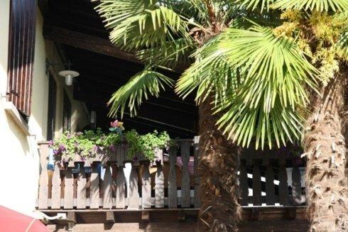 camere in affitto con balcone e terrazza