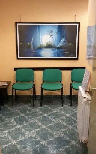 sala d'aspetto Meditec