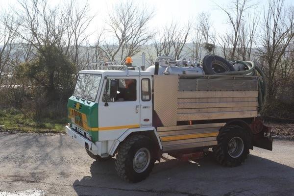 Camion rimorchio