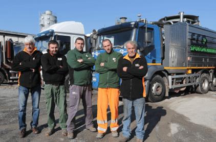 Ecospurghi Amiata - La squadra