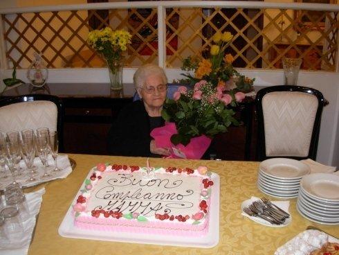 Festeggiamo il compleanno dei nostri ospiti