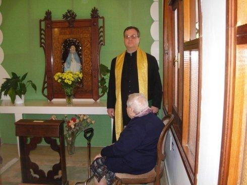 Padre per assistenza spirituale