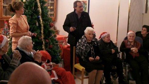 Natale 2013 con il Sindaci di Erice