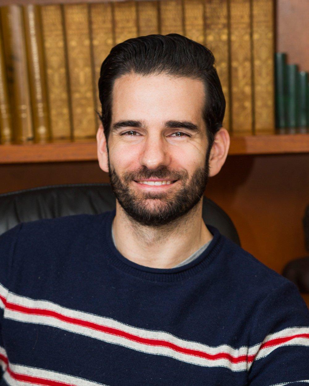 Josh Jonas Licensed Clinical Social Worker