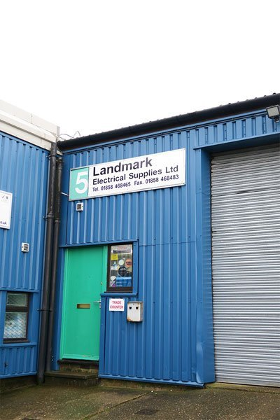 Landmark Electrical Supplies Ltd premises