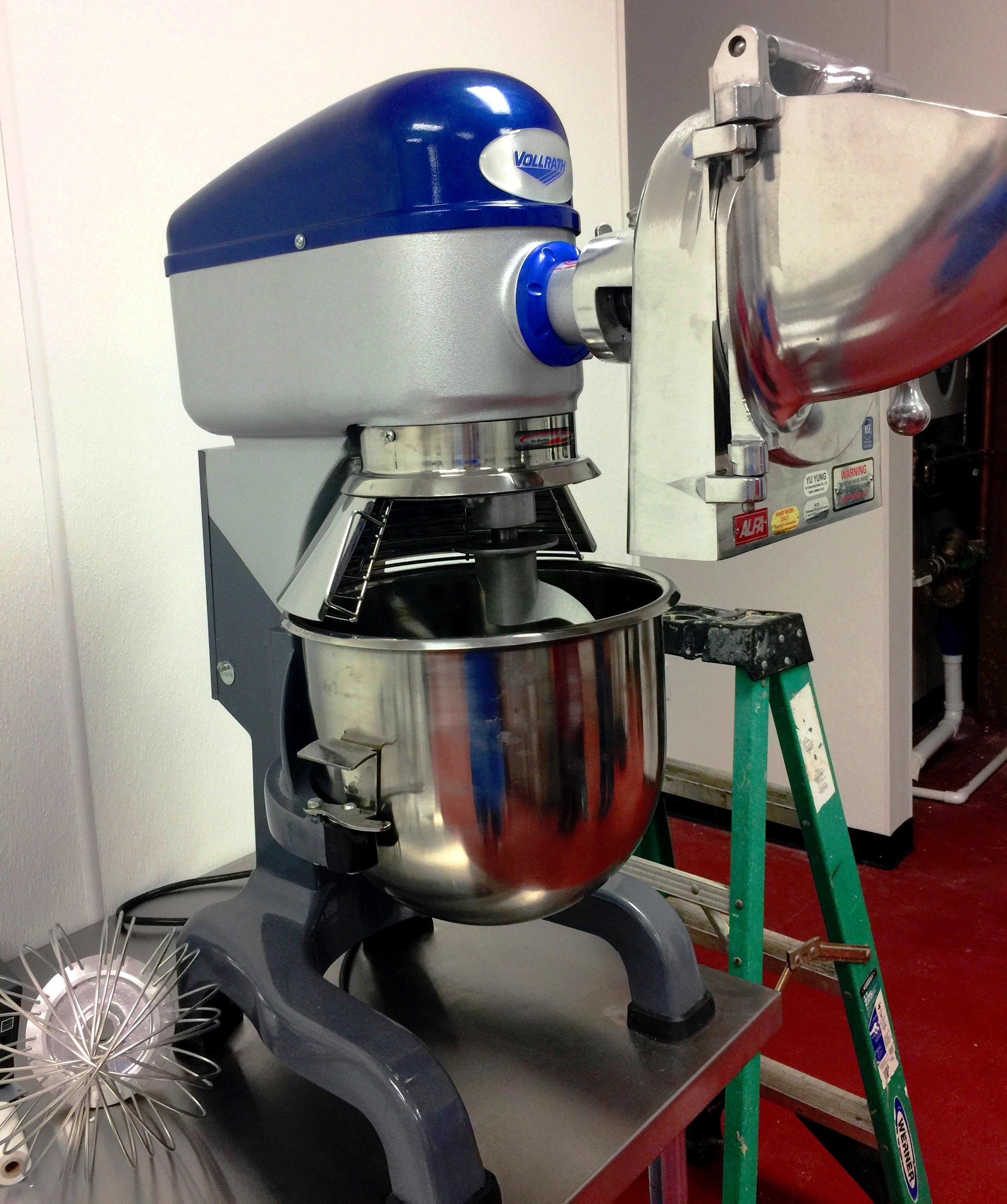 commerical mixers in arkansas