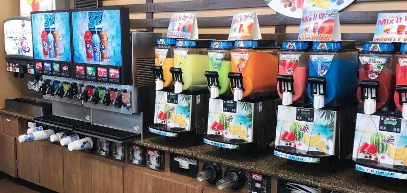 frozen drink machines arkansas