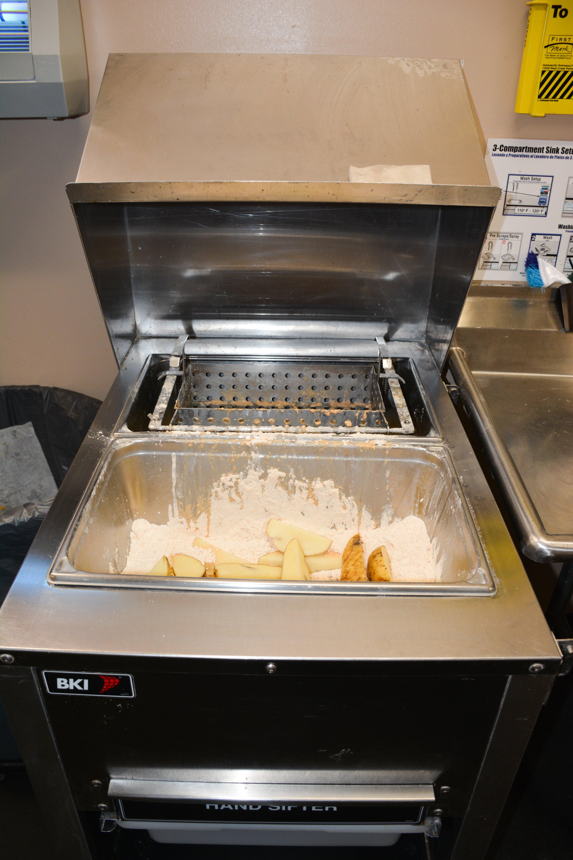 commerical fryers in arkansas