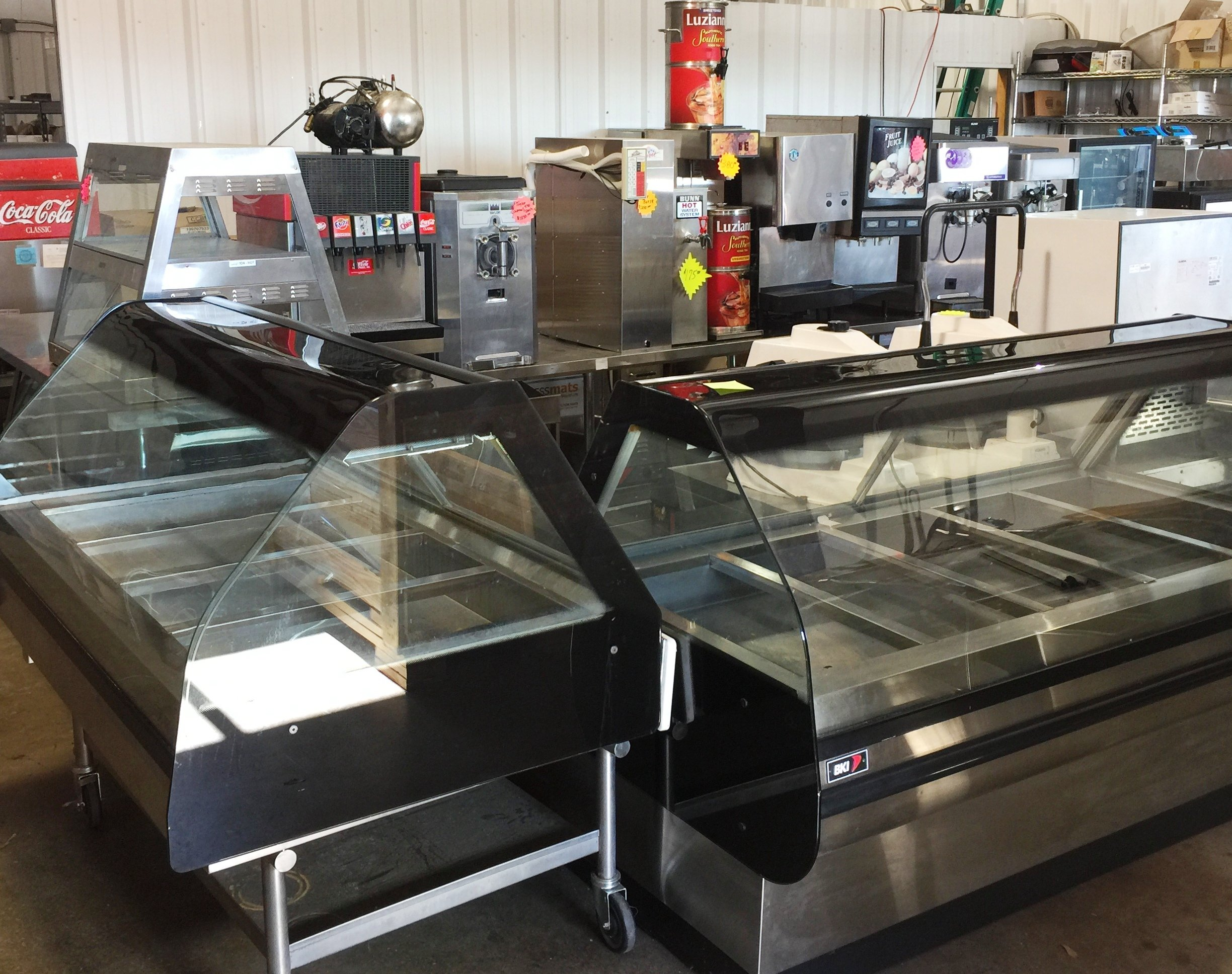 Used commercial kitchen equipment - Warmers