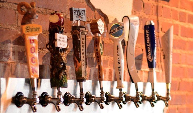 Commerical beer taps arkansas