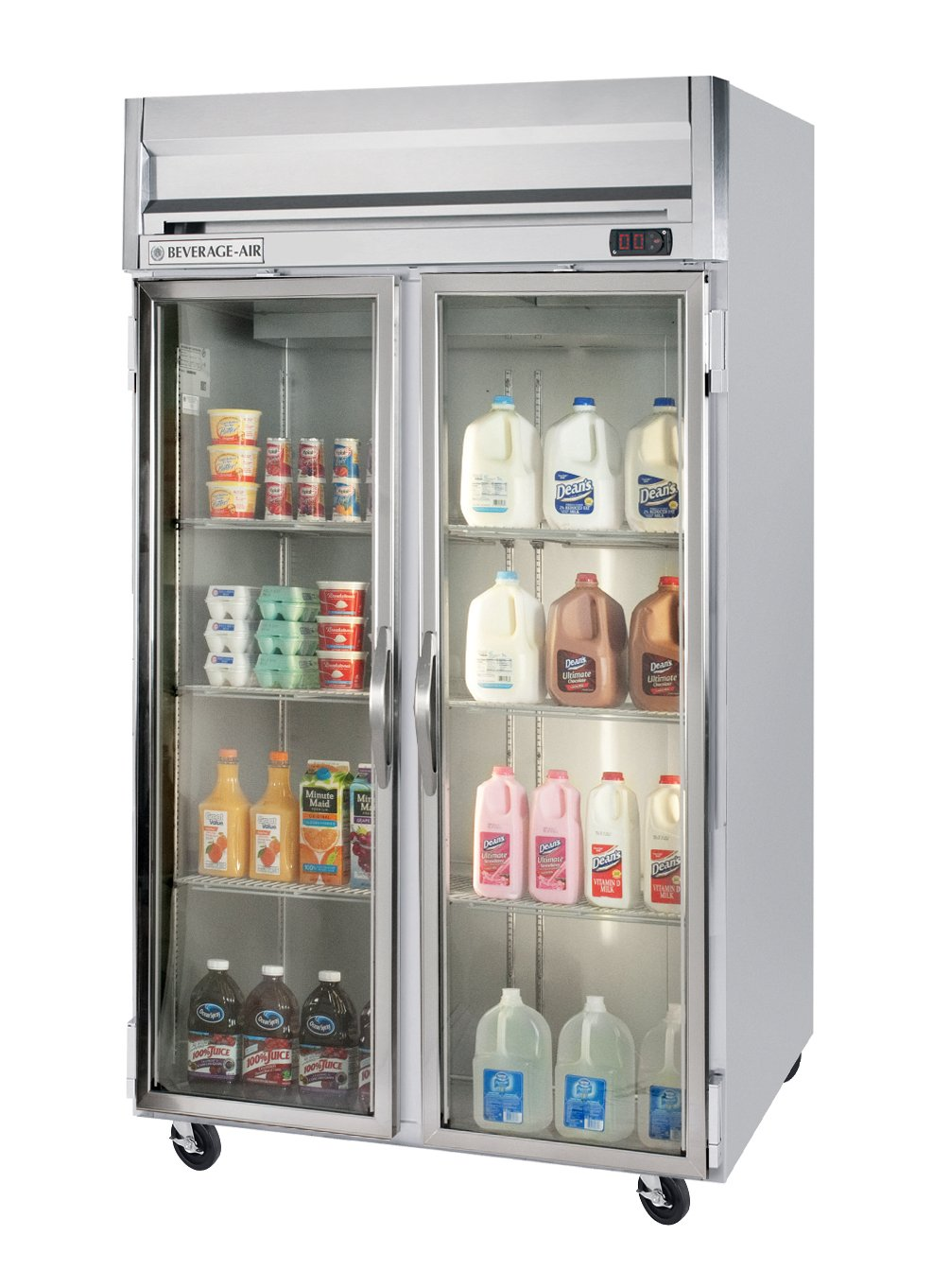 commerical reach in coolers in arkansas