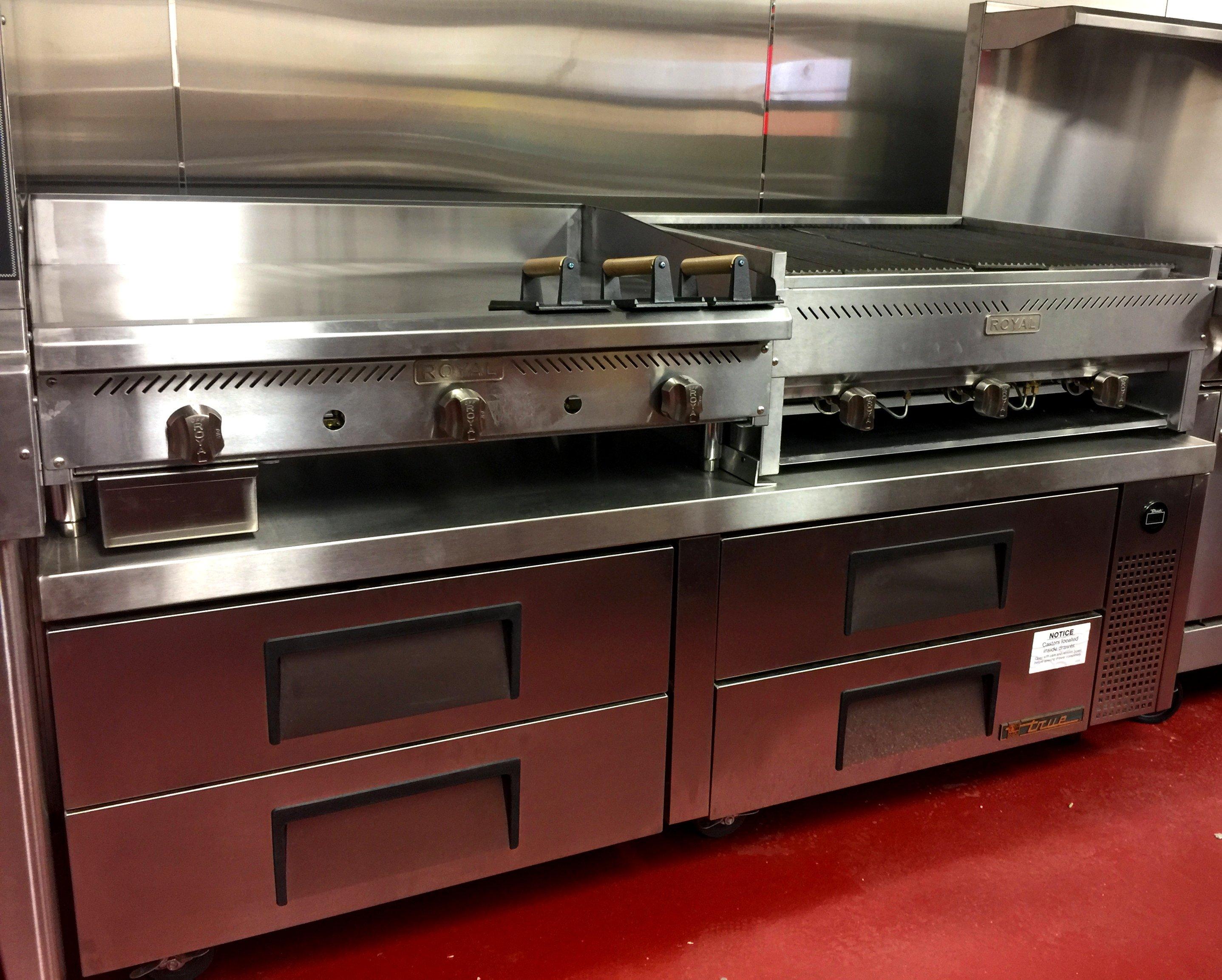 commerical grills in arkansas