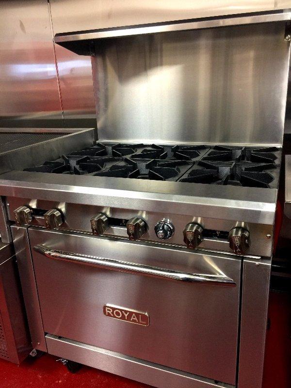 commerical stoves arkansas