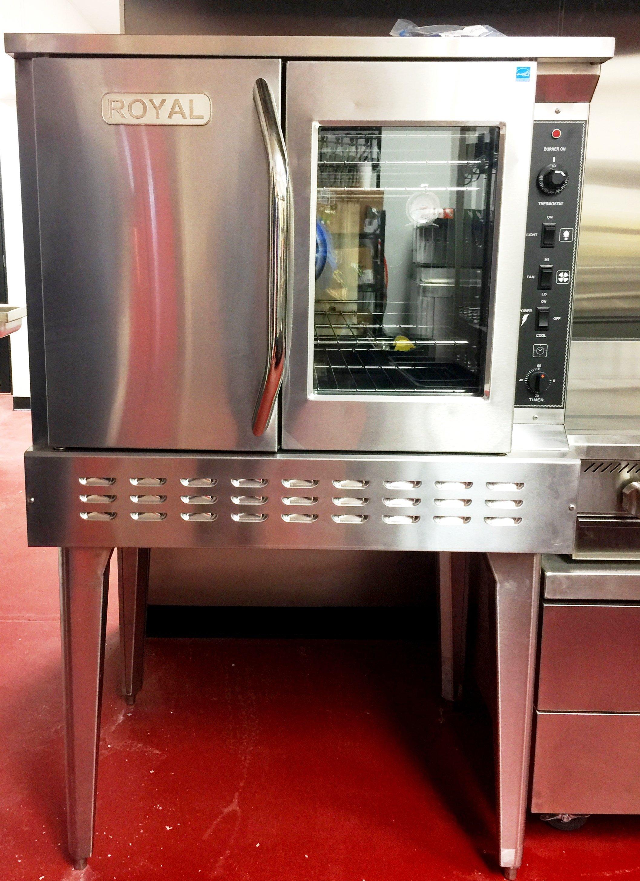 commerical ovens in arkansas
